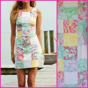 Lilly Pulitzer Multi State Patch Delia Shift 2
